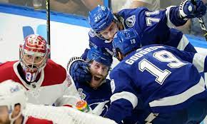 Lightning beat Canadiens 3-1 in Game 2 ...