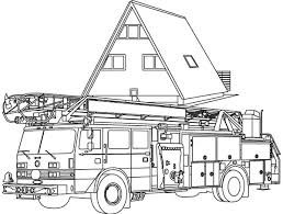 Small Picture Fire truck coloring pages for preschooler ColoringStar