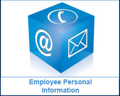 Emacs Payroll Resources Employee Personal Information
