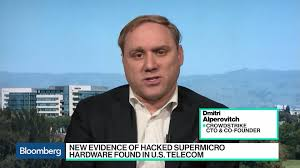 CrowdStrike CTO Sees Chinese Cyberattacks Increasing - Bloomberg