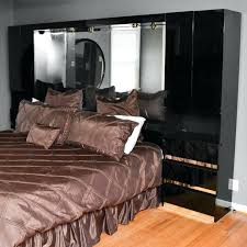 bedroom headboard wall unit black and gold revival king headboard wall unit bedroom in spanish wordreference bedroom headboard wall unit