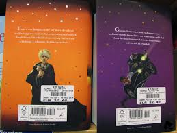 back covers for half blood prince and ly hallows
