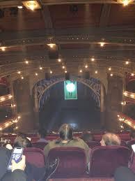 Lyric Theatre Section Balcony C