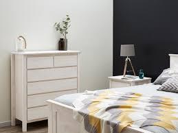 whitewashed bedroom furniture. Whitewash Chest Of Drawers Tallboy Hardwood Modern Solid Timber Bedroom Furniture Melbourne Whitewashed