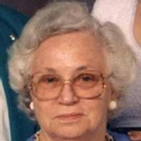 "Obituary   Mary ""Arline"" Elder   Rush Funeral Homes & Crematory"