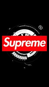 Supreme Logo Wallpaper Hd