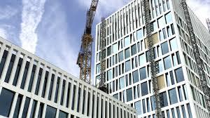 Office facade design Contemporary Costeffective Composite Façade System For Office Building Jec Composites Costeffective Composite Façade System For Office Building Jec Group