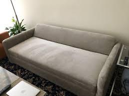 west elm clara sleeper sofa for in