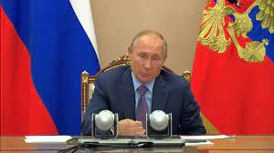 プーチン パーキンソン 病