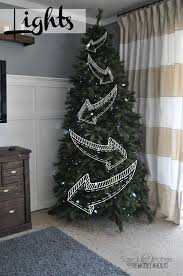 How To Decorate Your Christmas Tree Like A Professional Designer Remodelaholic How to Decorate a Christmas Tree A Designer Look 2