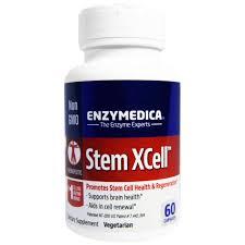 Enzymedica, <b>Stem XCell</b>, <b>60 капсул</b>, цена 1 115 грн., купить в ...