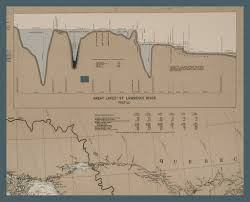 Great Lakes Nautical Chart Extra Large The Nautical
