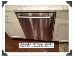 lg dishwasher inside. dishwasher not cleaning properly? lg inside