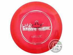 Dynamic Discs Flight Chart 2019 Details About New Dynamic Discs 2019 Lucid X Maverick 176g Red Silver Foil Driver Golf Disc