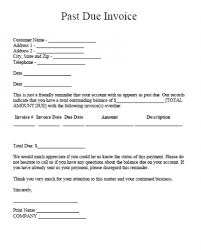Awesome Blank Invoice Pdf Tecnicidellaprevenzione