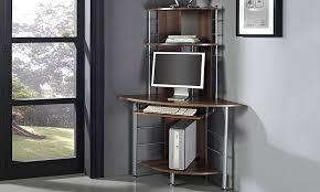 ... Tall Computer Desk Shocking Corner Desk 14 Awesome Digital Home Ideas  ...