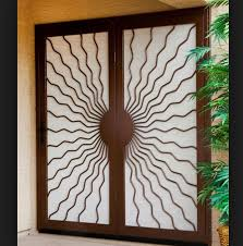 charming security sliding doors how much are sliding screen doors with modern design and front yard