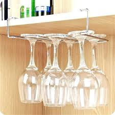 wall mount wine rack wood wall wine rack stainless steel wine glass holder under cabinet wall