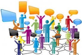 Social Collaboration Bertrand Duperrins Notepad