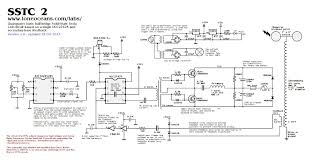 how to build a solid state tesla coil sstc by labs this schematic was modified from the original designs of steve ward s sstc 5 schematic whose contribution to the tesla coil community has been immense