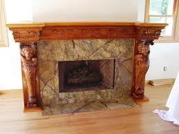 custom antique wood fireplace mantelscustom antique wood fireplace mantels home fireplaces firepits