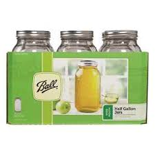 Cheap canning jars Pint Ball Wide Mouth Canning Jar 12 Gal Ace Hardware Wide Regular Mouth Canning Jars At Ace Hardware