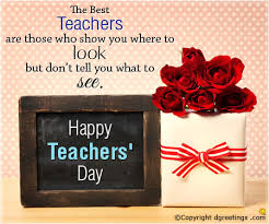 Teachers Day Beautiful Quotes