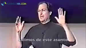 Leccion De Marketing De Steve Jobs Youtube
