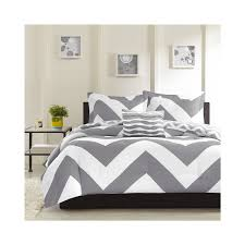galery of chevron king size bedding