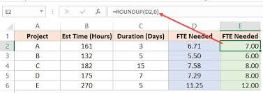 Excel Round Formulas How To Round To The Nearest Integer Or Multiple Of 0 5 5