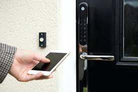 smart front door locksSmart House Door Locks  teslafileco