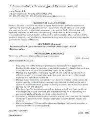 Reverse Chronological Resume Template Word Download Now Cv