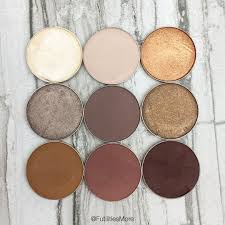 makeup geek fall eyeshadow palette futilities and
