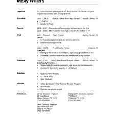 Resume For College Student Template Book Of Fresh Resume Template ...