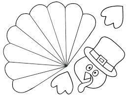 feather template pattern a turkey stencils printable turkey stencils printable head