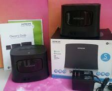 hitachi w50. lot of 2 hitachi w50 smart wireless speakersfor smaller rooms has built-in wifi