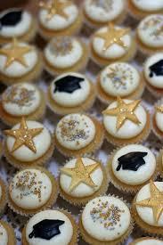 Graduation Mini Cupcakes Graduation Ideas Graduation Cupcakes