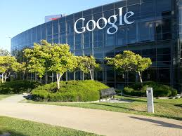 where is google office. Famous Google Building With A Big White Logo. Where Is Office I