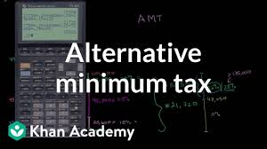 How Accurate Is The Irs Refund Cycle Chart Alternative Minimum Tax Video Taxes Khan Academy