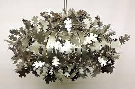 lighting jaz asbury unique metal lighting furniture with oak leaf chandelier