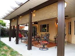 free standing aluminum patio covers. Ideas Patio Covers Aluminum For On Doors With New Cover 34 Free . Standing T
