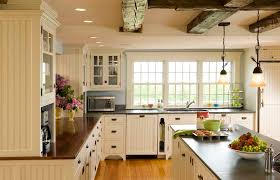 White Country Cottage Kitchen Country Style Kitchen Cabinets Kitchen