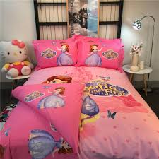 bedspread pink disney sofia the first printed bedding bedspreads sets and single twin full queen