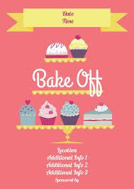 bake sale flyer templates bake off flyer omfar mcpgroup co