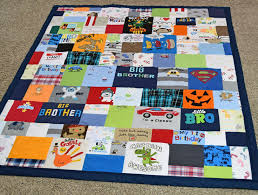 Quilt made from baby clothes   Tshirt Quilts   Pinterest   Babies ... & Quilt made from baby clothes Adamdwight.com