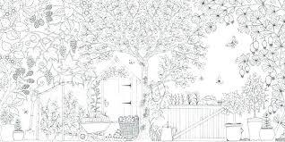 printable fairy garden coloring pages garden coloring pages secret garden coloring book secret garden coloring pages to print garden coloring pages free