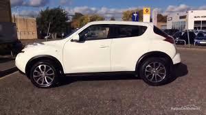nissan juke 2013 white.  2013 NISSAN JUKE TEKNA WHITE 2013 For Nissan Juke White YouTube