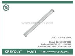 You must select a checkbox. China Bhc224 Drum Blade Konica Minolta Bizhub C454 C368 7122 C364 China Drum Blade Cleaning Blade