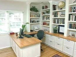 wonderful built home office. Built In Desk Ideas For Home Office Wonderful Corner