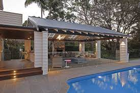 to attach a patio roof to an existing house